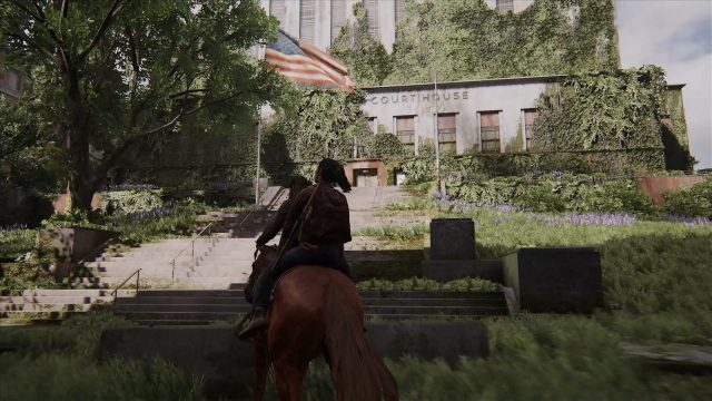 The Last of Us 2 Downtown Seattle Locations Courthouse