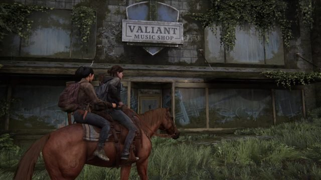 The Last of Us 2 Downtown Seattle Locations Valiant Music Shop