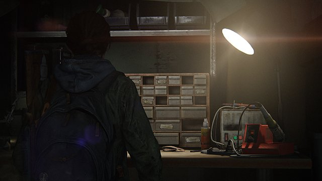 The Last of Us 2 Workbench Locations   How to get the Prepared for the Worst trophy