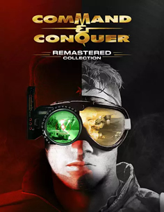 Box art - Command and Conquer Remastered