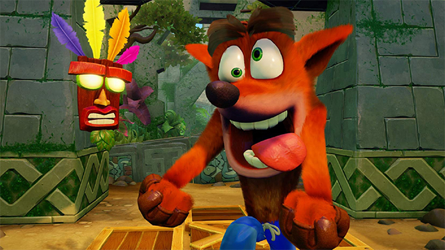 Crash Bandicoot 4: It's About Time leaks on ratings board