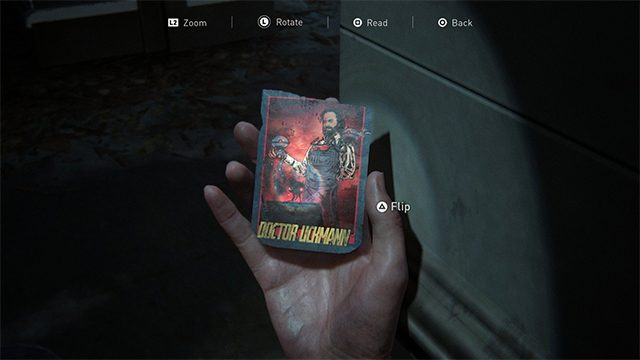The Last of Us 2 makes bizarre nod to Naughty Dog crunch