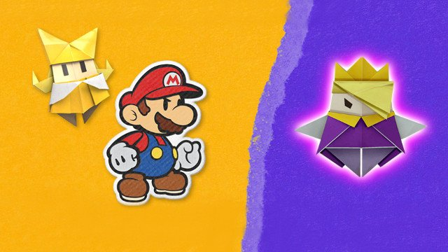 new Paper Mario: The Origami King details Nintendo Switch