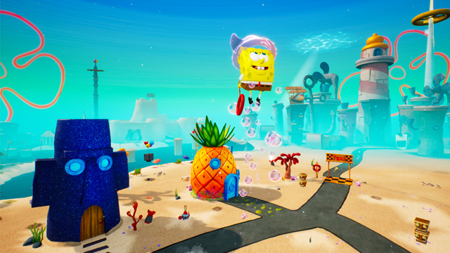 is spongebob battle for bikini bottom rehydrated multiplayer