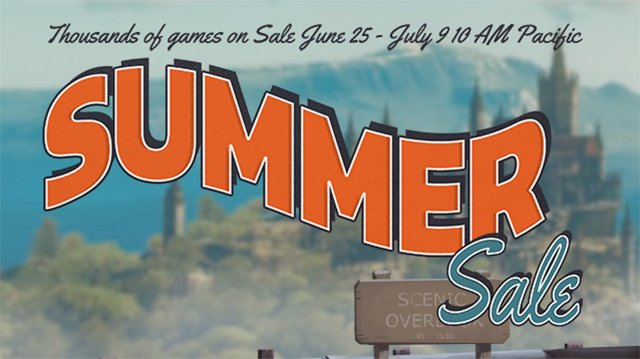Best Steam Summer Sale Deals 2020
