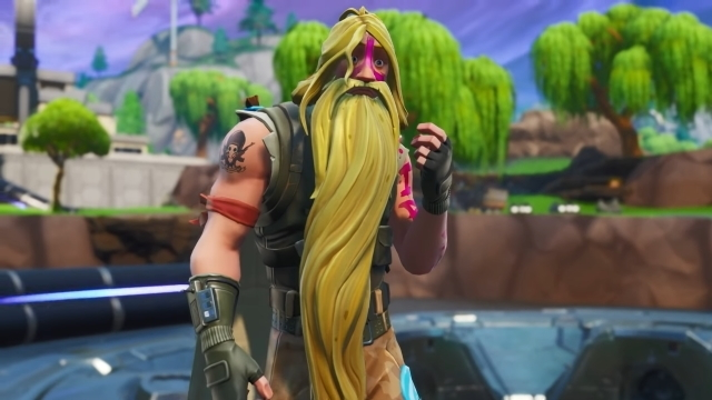 How to put special characters in Fortnite name