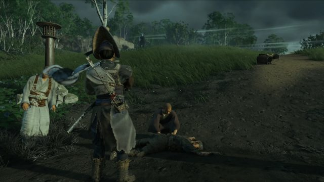 Ghost of Tsushima 'Hostages Were Killed'