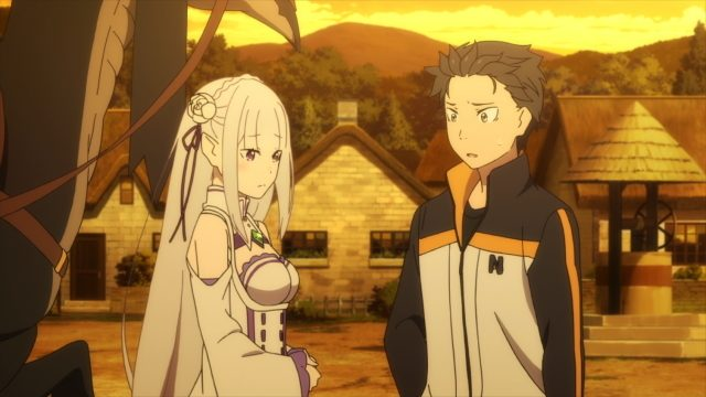 Re:Zero Starting Life in Another World Season 2 episode 5
