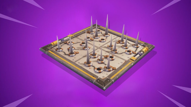 are Traps back in Fortnite Chapter 2 Season 3