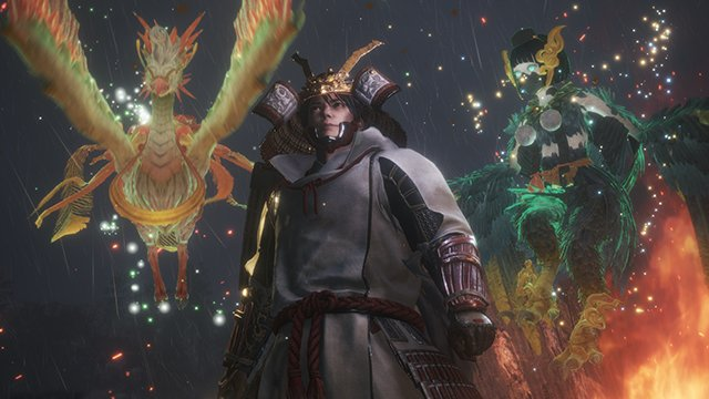 How to access Nioh 2 DLC | Where is Tengu's Disciple?