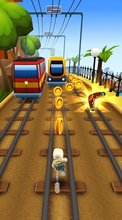 Subway surfers Download - PSP