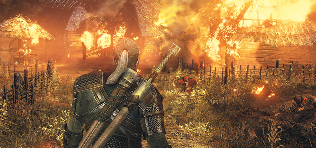 The Witcher 3 Designers Depart CD Projekt to Go Indie