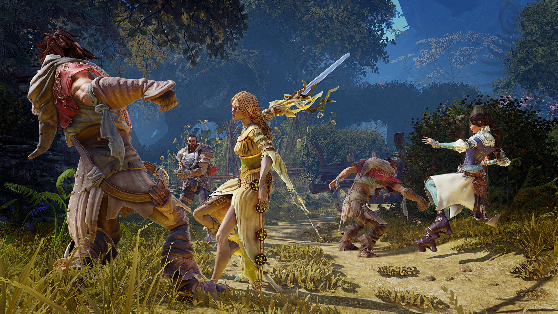 Fable Legends Preview