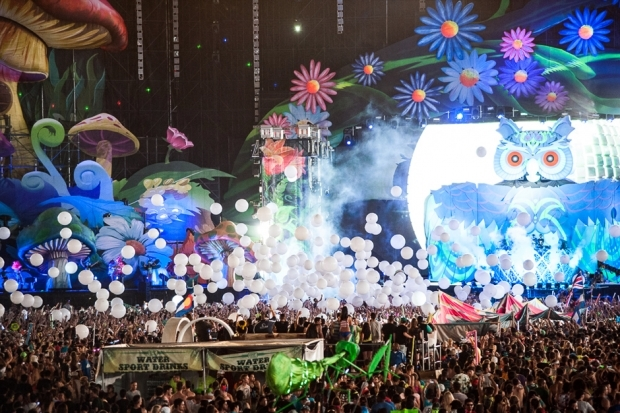Electric Daisy Carnival: The Game