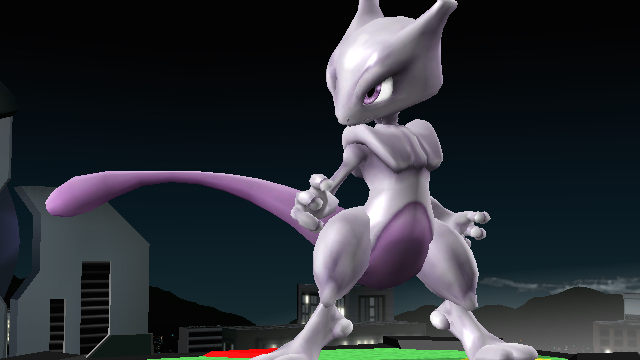 Mewtwo Smash Bros. DLC Gets Price, Release Date
