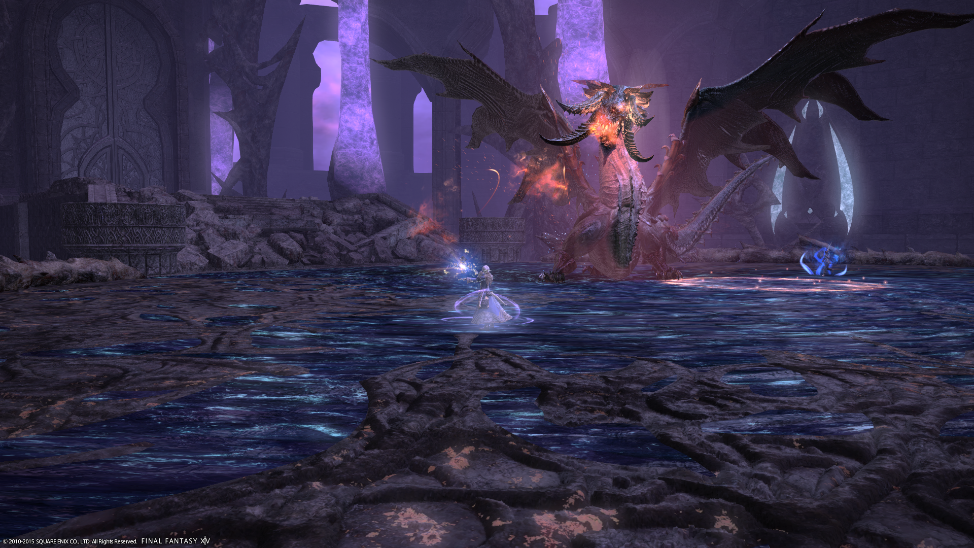FINAL FANTASY XIV: Heavensward Location of Daily Hunt Monsters in
