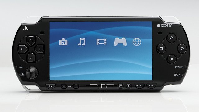 E3 2003: Sony Enters the Handheld Space with the PSP