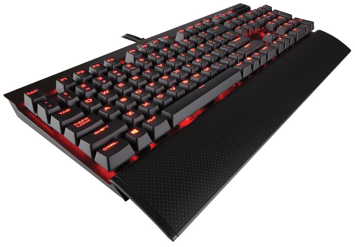 Corsair Gaming K70 RAPIDFIRE Mechanical Keyboard