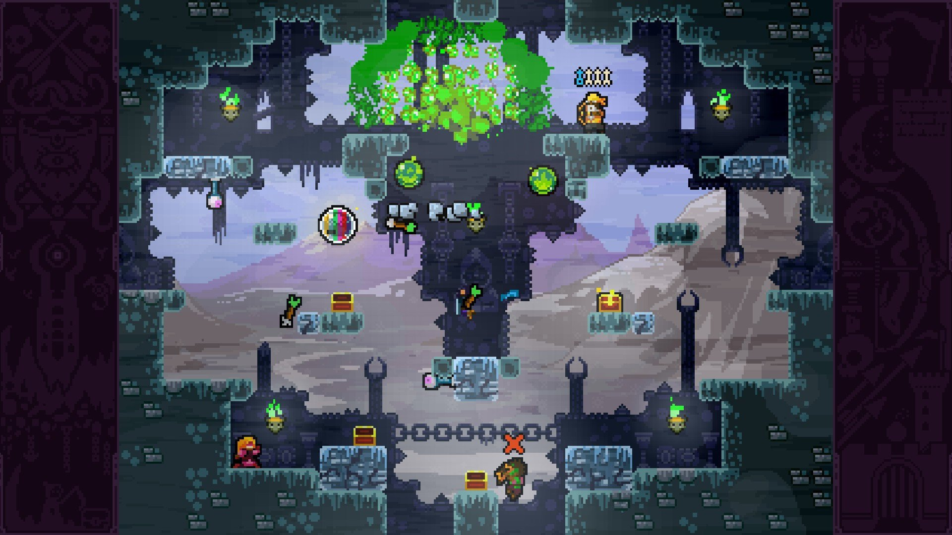 5. TowerFall: Ascension