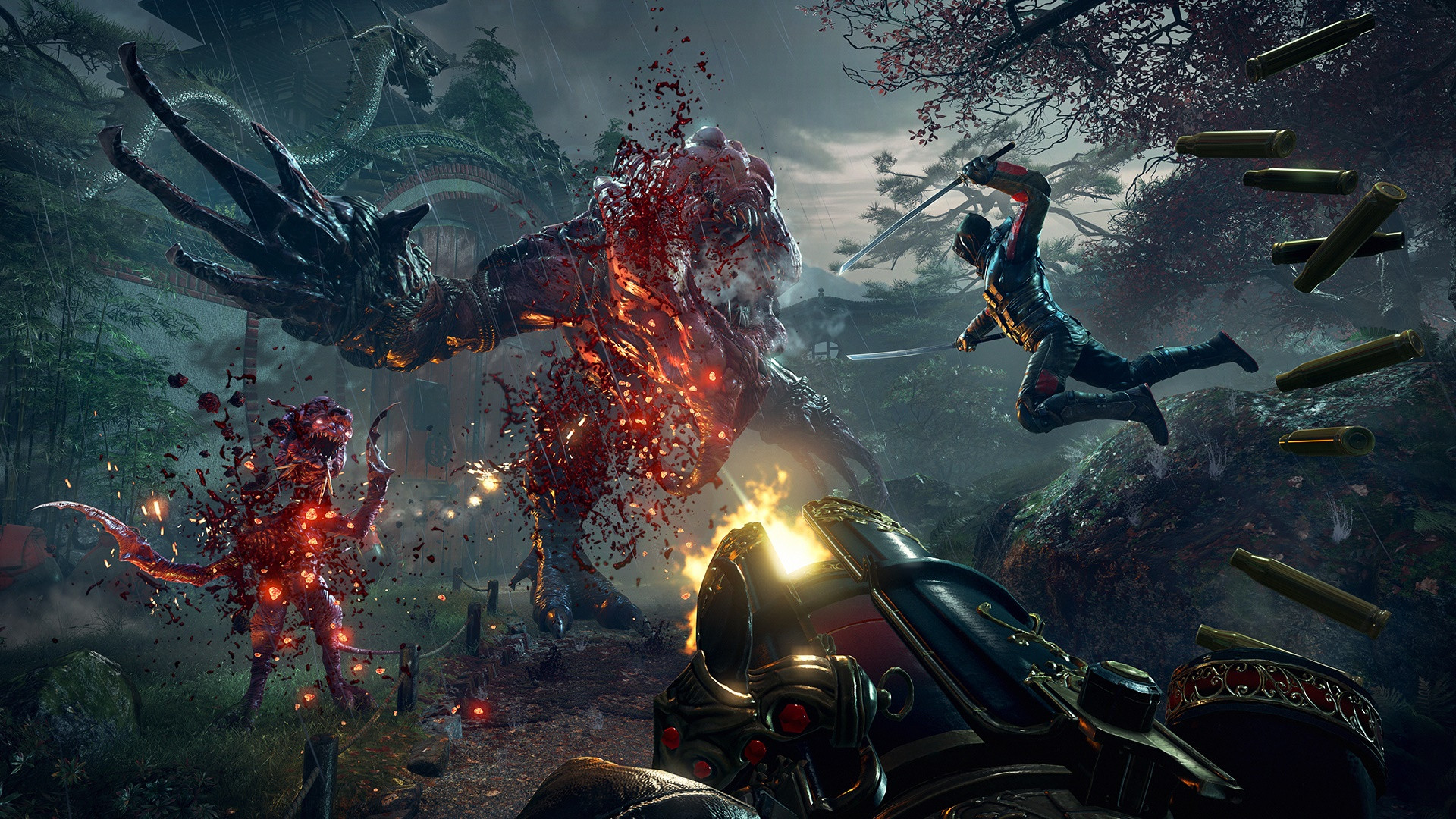 5. Shadow Warrior 2