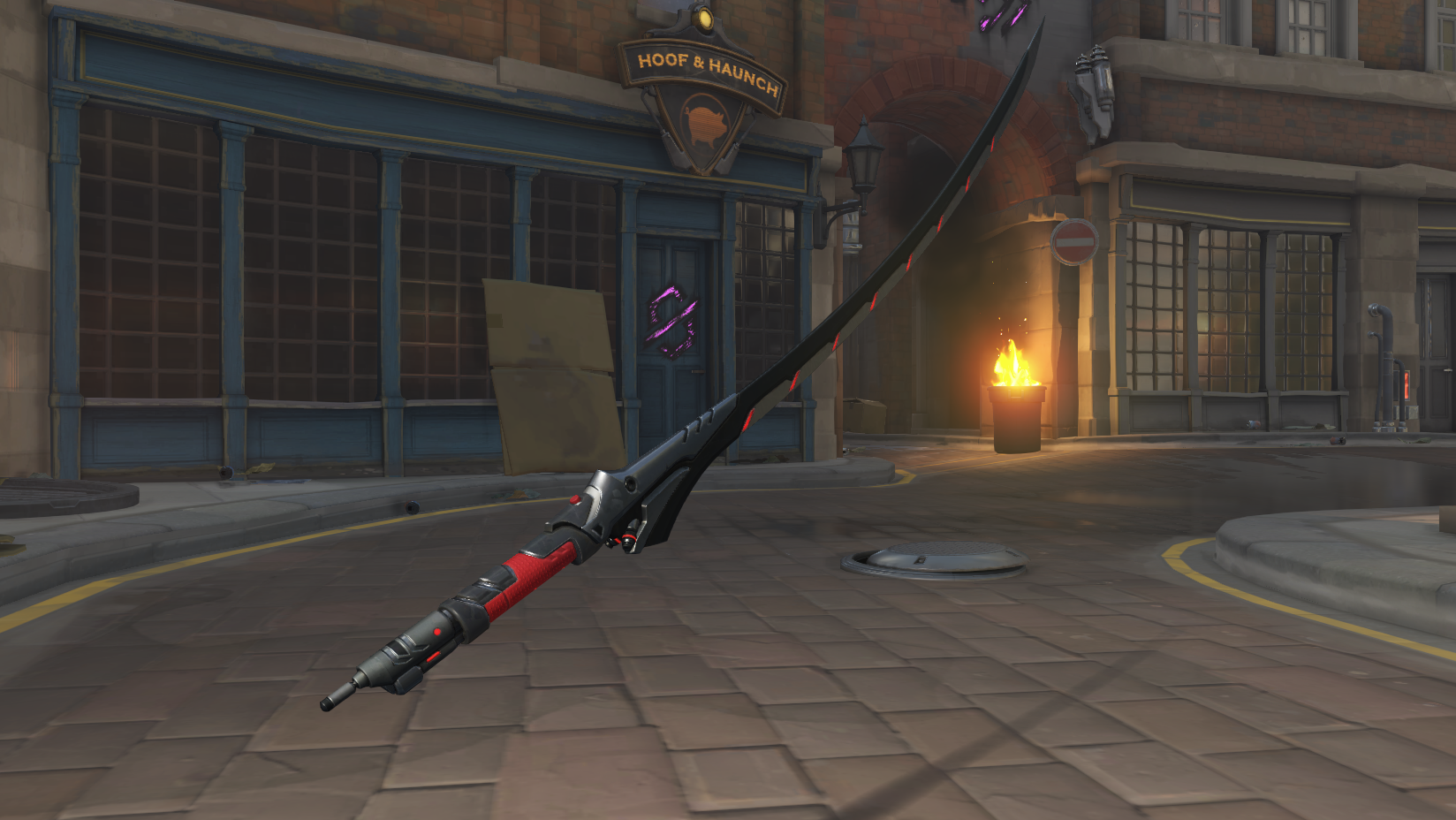 Genji - Blackwatch Sword (Legendary)