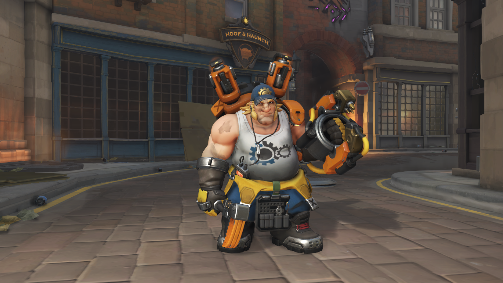 Torbjorn - Ironclad (Legendary)