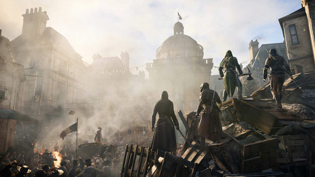 Best Action/Adventure - Assassin's Creed Unity