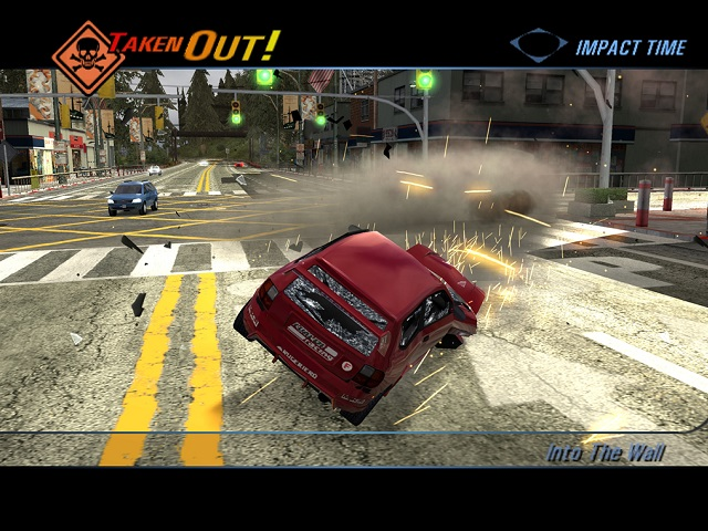 5. Burnout 3: Takedown (PS2)