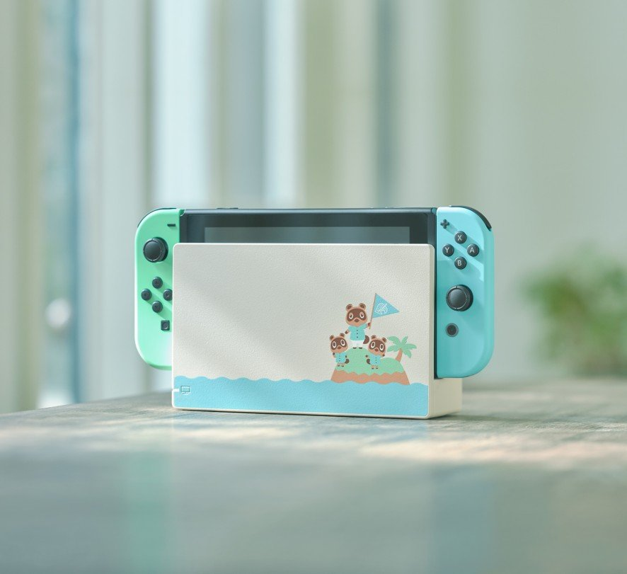 The most perfect Switch dock ever?