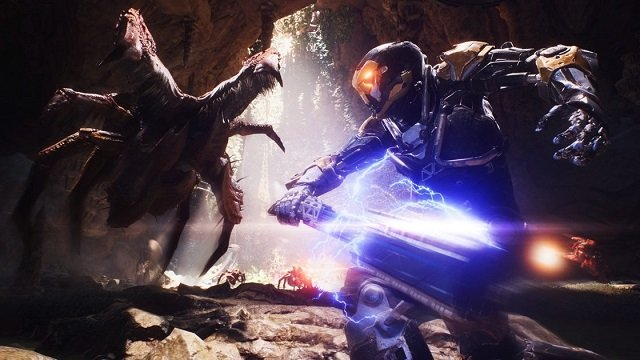 Everything You Need to Know About Anthem's Javelins