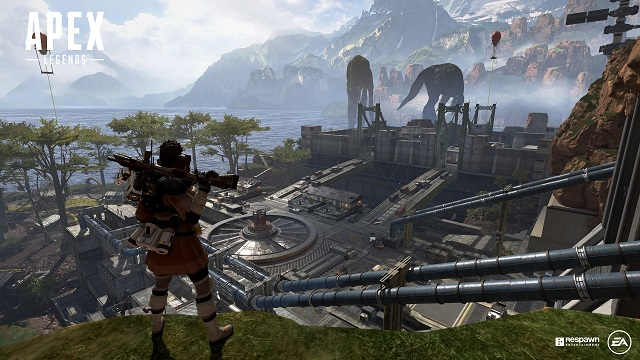 Welcome to the Frontier | The Legends of Apex Legends
