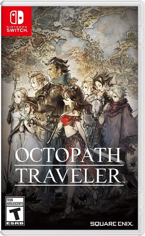 Octopath Traveler – $49.94 (17% off)
