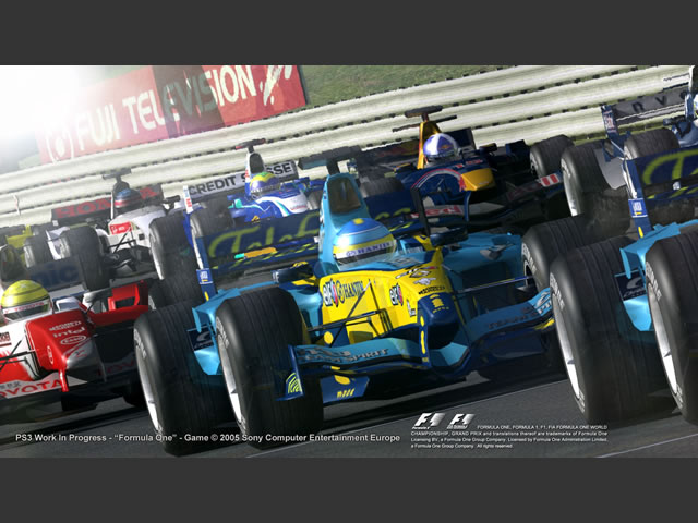 Formula One Championship Edition Review - GameRevolution
