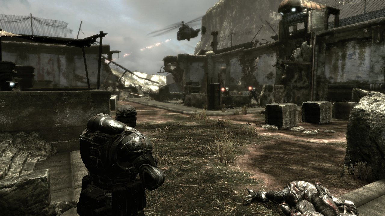 Gears of War: Ultimate Edition Review - GameRevolution
