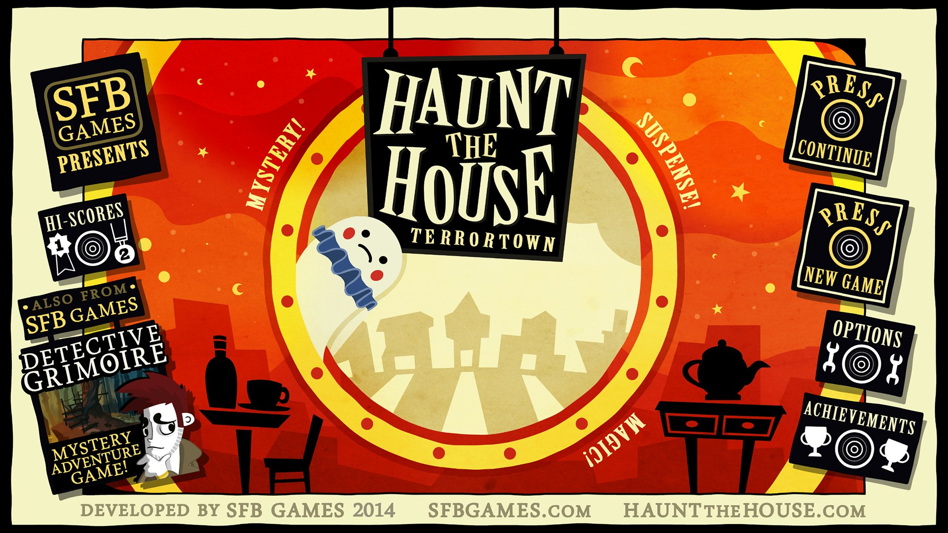 haunt the house android Gallery Image and Wallpaper