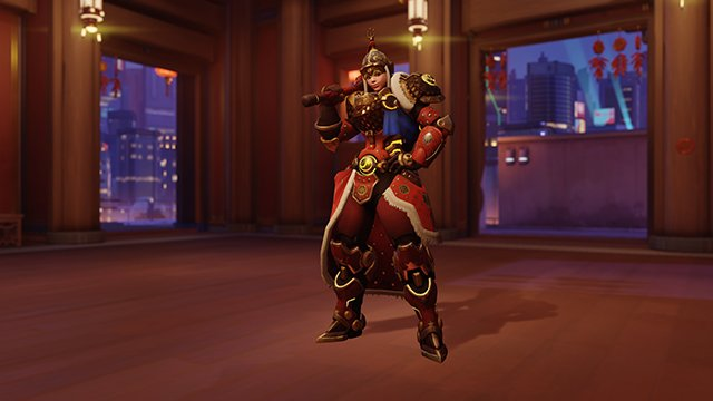 Overwatch Lunar New Year 2019 Skins List Gamerevolution