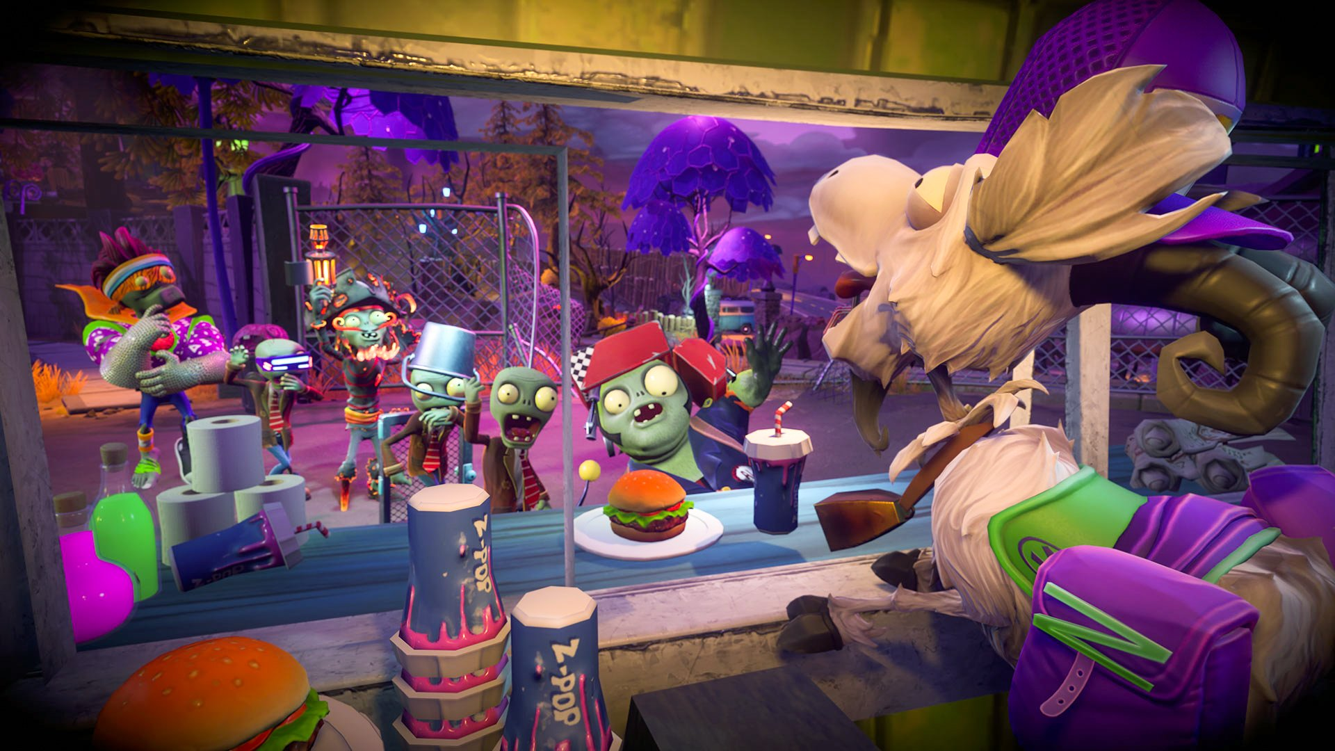 Plants vs  Zombies: Garden Warfare 2 Preview - GameRevolution