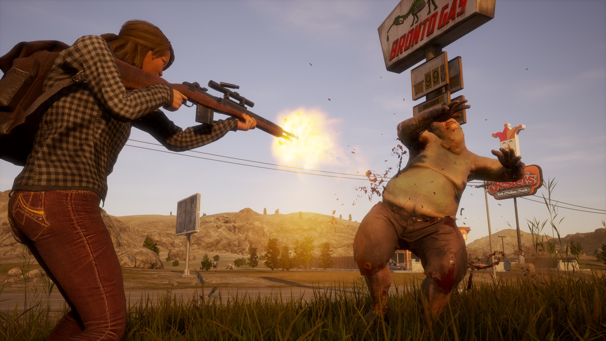 State of Decay 2 Local Co-Op and Online Multiplayer: Is