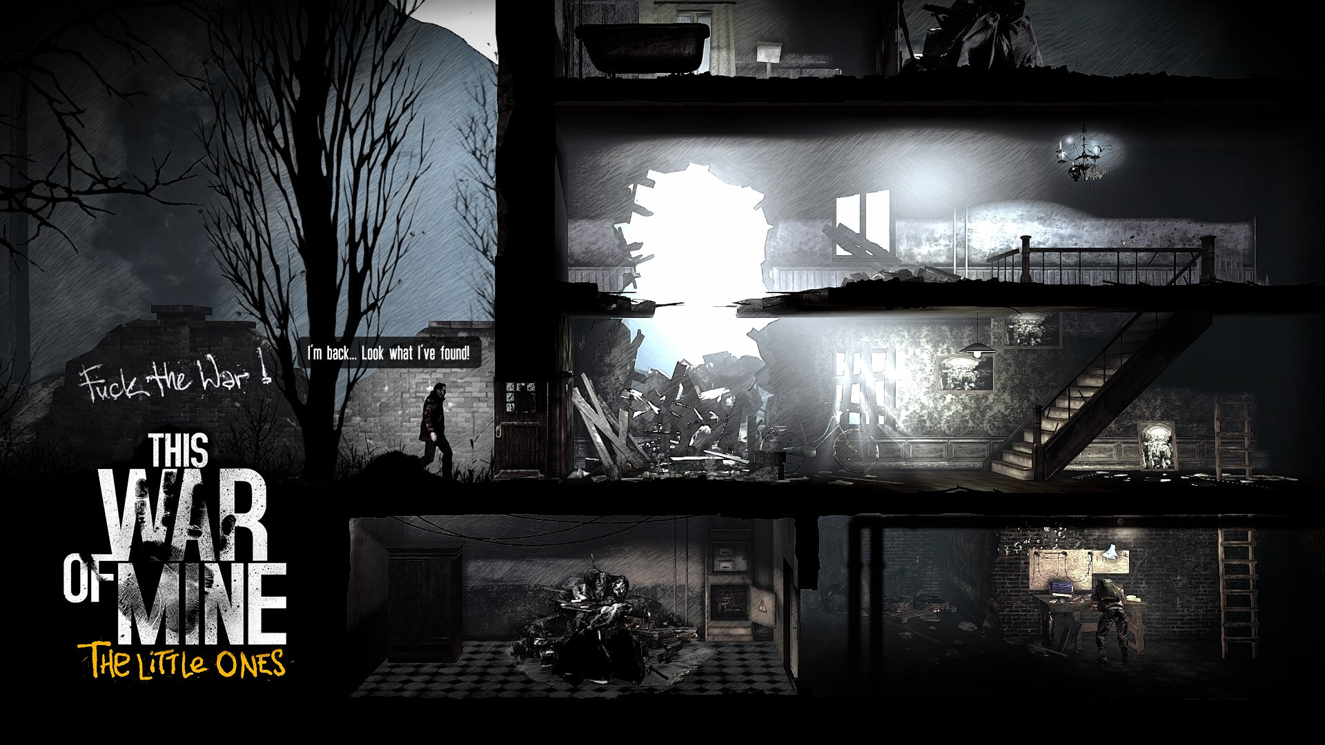 how to play this war of mine board game